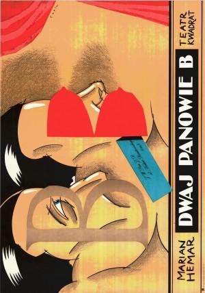 DWAJ PANOWIE B. (Teatr na Woli i Scena Kwadrat)