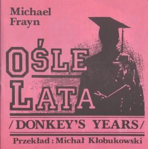 OŚLE LATA (1990)