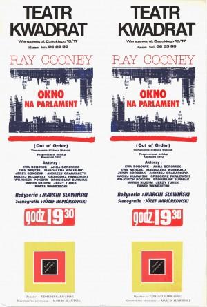 OKNO NA PARLAMENT (1993)