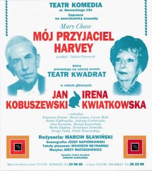 MÓJ PRZYJACIEL HARVEY (1995)