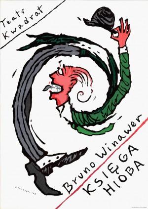 KSIĘGA HIOBA (Teatr na Woli i Scena Kwadrat)