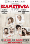 Kłamstewka - plakat ze spektakl