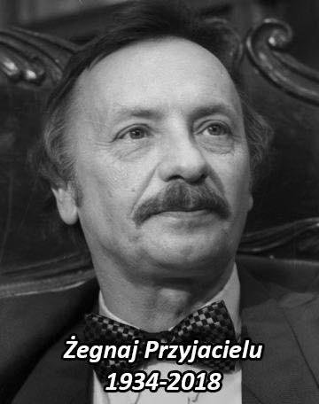 Wojciech Pokora - Żegnaj Przyjacielu 1934 - 2018