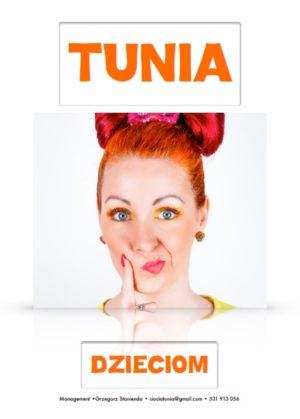 Ciocia Tunia- koncert na Dzień Dziecka